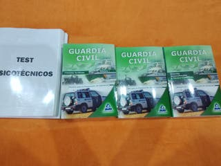 libros guardia civil