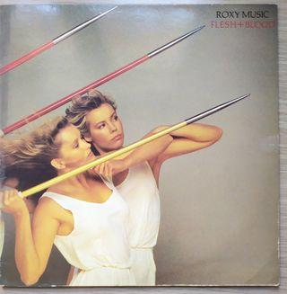 Disco de Vinilo Roxy Music Fredy And Blood