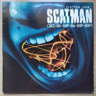 Disco de Vinilo MAXI Scatman John Scatman