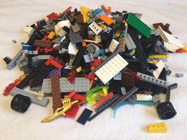 Bundle of 100% Genuine Lego
