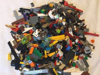Bundle of 100% Genuine Lego