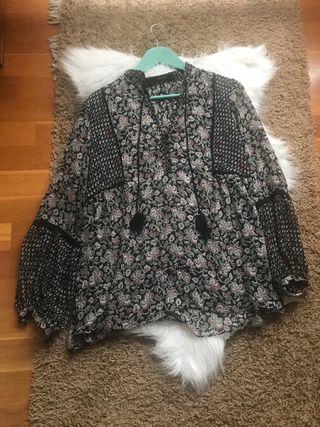 Camisa oversize Zara
