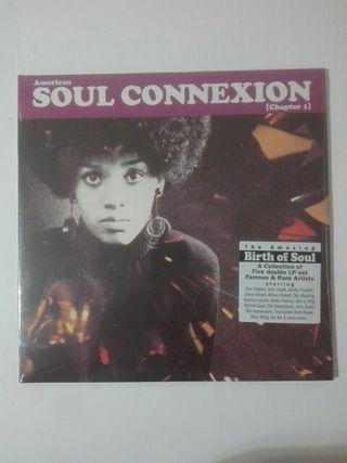 doble vinilo va - American Soul Connexion bol.1