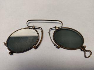 Antiguas gafas de sol vintage