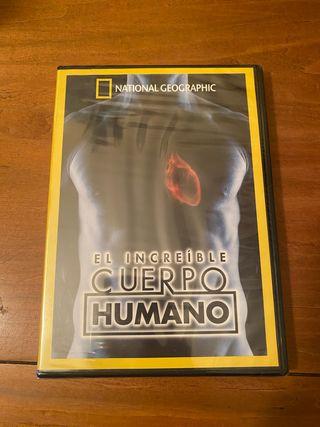 El increible cuerpo humano