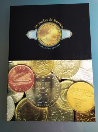 Monedas de Europa
