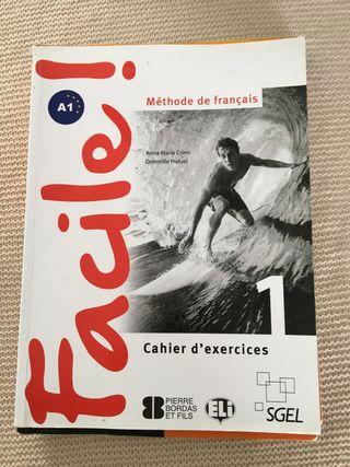 Libro ejercicios francés