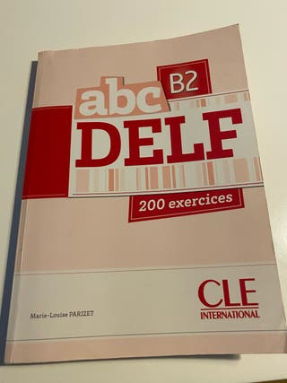 Libro francés Cle international B2