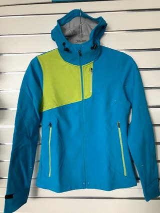 Chaqueta Haibike Sportswear Jacket Mujer azul