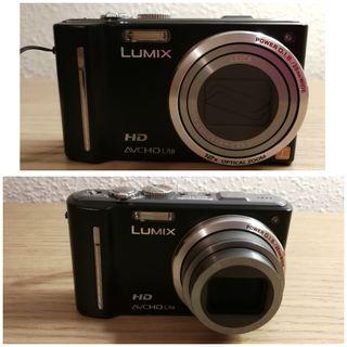 Cámara fotos Panasonic Lumix TZ-10