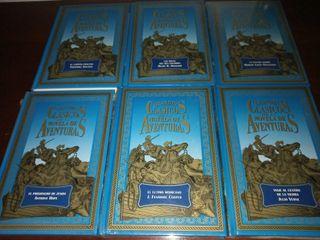 Grandes Clásicos de la novela de aventuras
