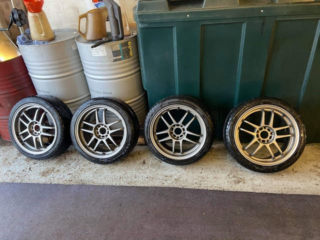 rota sub zero wheels 5x114.3 17inch 7.5j new toyo