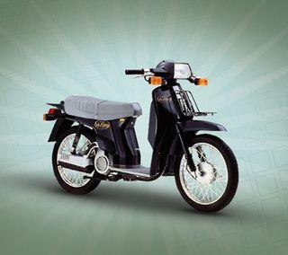 SH 50cc