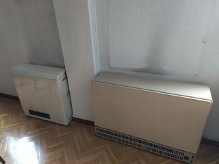 Radiador acumulador electrico