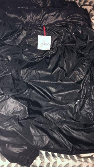 Woman's moncler coat
