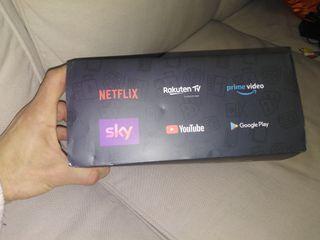 TV box android TV 4k agile tv