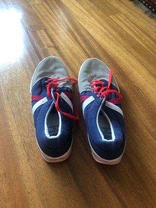 Zapatillas talla 45 El Ganso seminuevas