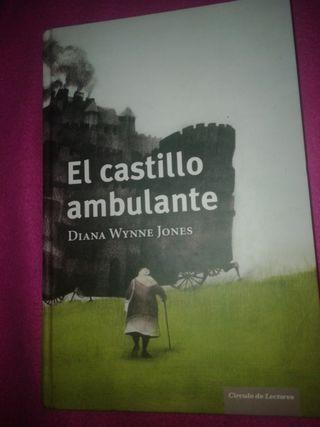 libro:El castillo ambulante