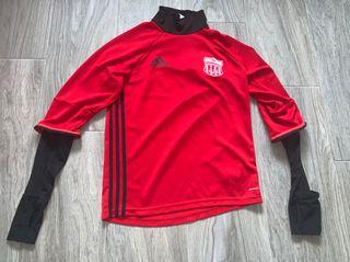 Camiseta entrenamiento ADIDAS fútbol