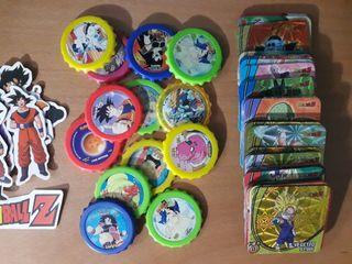 Lote* Dragon Ball Z -Staks/Chaps
