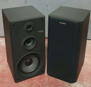 Bafles madera 3 vias Sony S-H2600 (Más artículos imagen y sonido en mi perfil