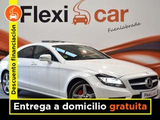 Mercedes Clase CLS CLS 350 CDI 4MATIC BlueEFFICIENCY