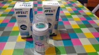 2 biberones Philips Avent Anti-colic 260 ml