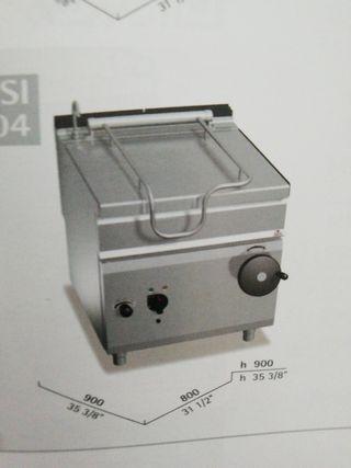 sartén basculante gas 80 litros