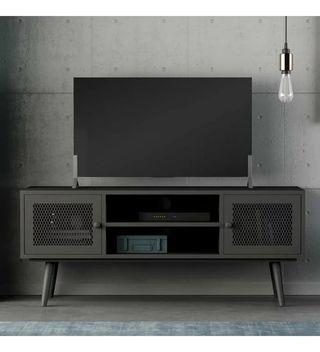 Mueble de televisión salón comedor urbano
