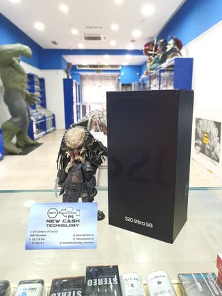 SAMSUNG GALAXY S20 ULTRA 5G 128GB BLACK NUEVO