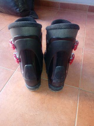 botas esquí junior nordica.24-24.5