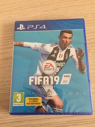 FIFA 19 PS4 Sin Abri Nuevo