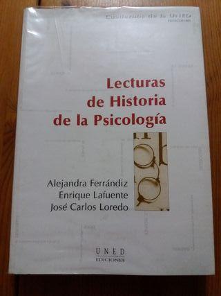 Libro de Lecturas de Historia de la Psicología