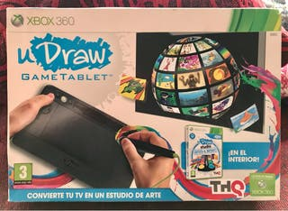 XBOX 360 UDRAW GAME TABLET