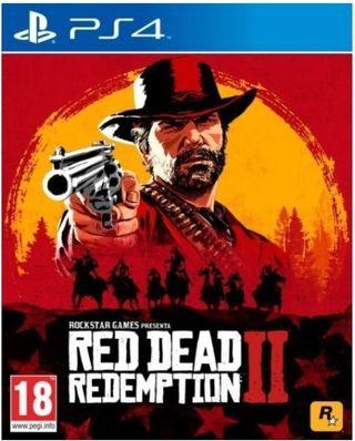 Red Dead Redemption 2 de PS4