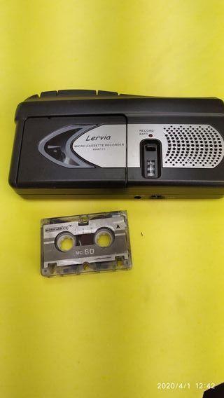 Micro grabadora Lervia