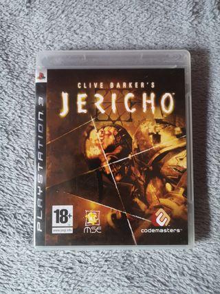 Jericho ps3 perfecto estado
