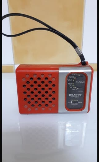 Radio Sanyo RP 1250