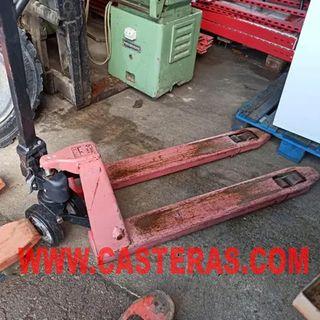 Transpaleta manual 2200Kg de carga