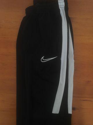 Pantalón Dry-fit raya blanca Nike Talla S