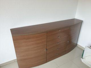 mueble bajo 1,80x39,5x86