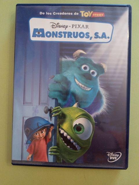 Películas DVD animación