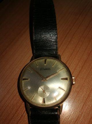 antiguo reloj Duward