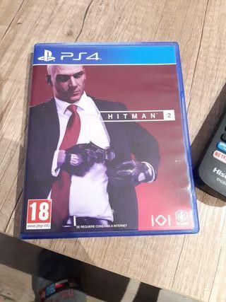 hitman 2 ps4