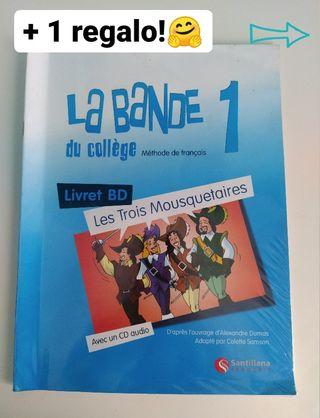Libro de lectura en francés (FÁCIL) + 1 REGALO