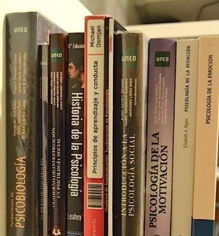 Libros UNED Psicología