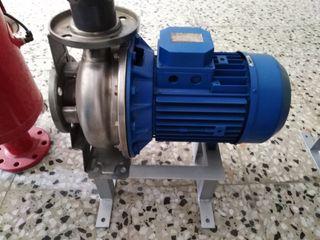 Motor de riego
