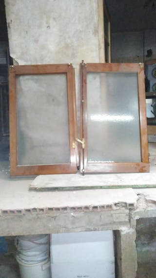 cuatro ventanas completas