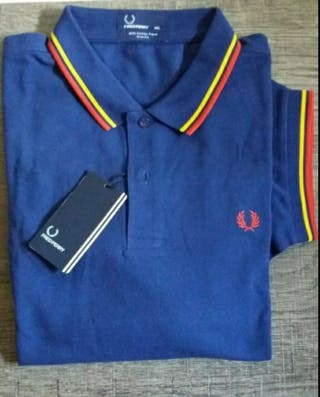 2 Fred Perry 2XL