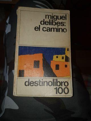 Miguel Delibes: El camino (libro)